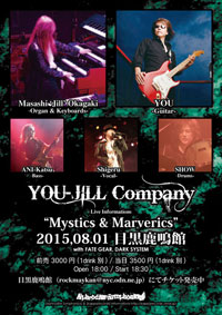 Mystics&Maverics | YOU-JILL Company