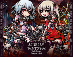 Scarlet Fantasia 2nd season Complete Set | Masashi Okagaki And Friends